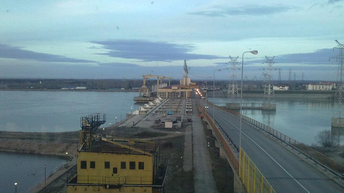 Prevodnica hidroelektrane Đerdap I