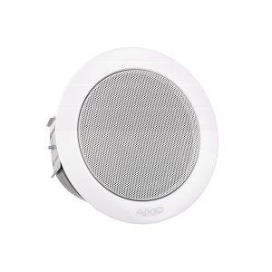Metalni plafonski zvučnik sa čeličnom vatrootpornom kupolom, EVAC 5