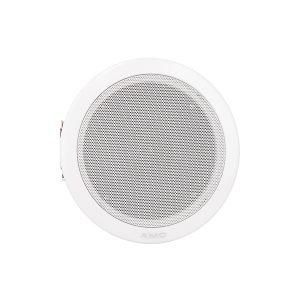 Metalni plafonski zvučnik sa čeličnom vatrootpornom kupolom, EVAC 50X