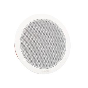 Metalni plafonski zvučnik sa čeličnom vatrootpornom kupolom, EVAC 6