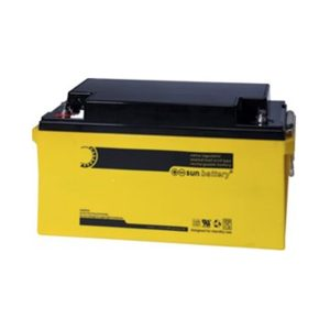 Baterije za napajanje 12 V / 65 Ah, 581732